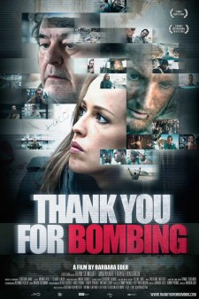 Affiche du film Thank You for Bombing