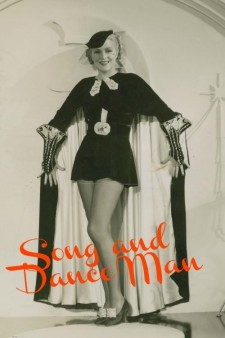 Affiche du film Song And Dance Man