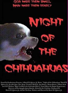 Affiche du film Night of the Chihuahuas