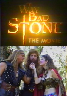 Affiche du film Way Bad Stone