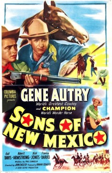 Affiche du film Sons of New Mexico