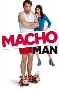 Affiche du film Macho Man