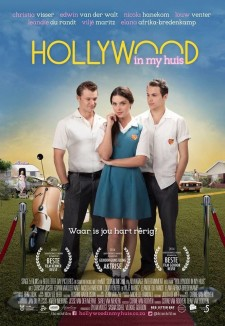 Affiche du film Hollywood in my Huis