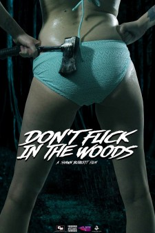 Affiche du film Don't Fuck in the Woods