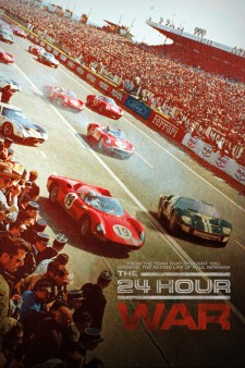 Affiche du film The 24 Hour War