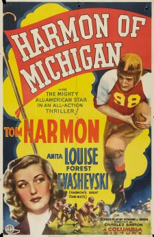 Affiche du film Harmon of Michigan