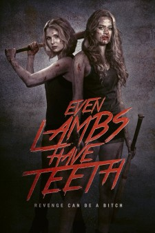 Affiche du film Even Lambs Have Teeth