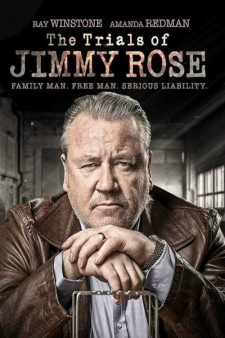 Affiche du film The Trials of Jimmy Rose