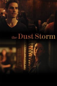 Affiche du film The Dust Storm