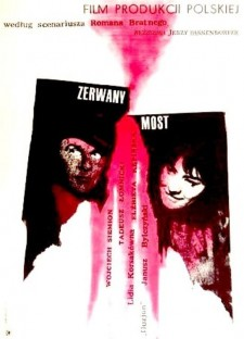 Affiche du film Zerwany most