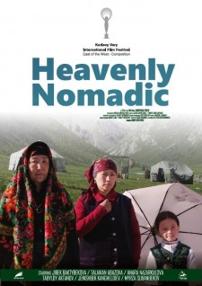 Affiche du film Heavenly Nomadic