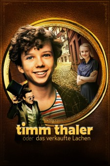 Affiche du film The Legend of Timm Thaler or The Boy Who Sold His Laughter