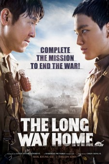 Affiche du film The Long way Home