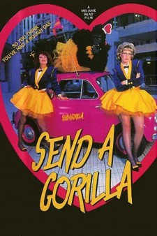 Affiche du film Send a Gorilla