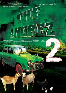 Affiche du film The Angrez 2