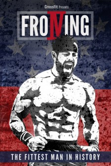 Affiche du film Froning: The Fittest Man In History