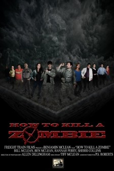 Affiche du film How to Kill a Zombie