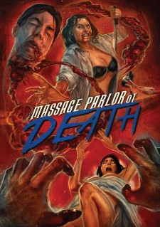 Affiche du film Massage Parlor of Death