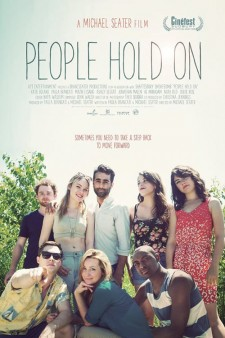 Affiche du film People Hold On