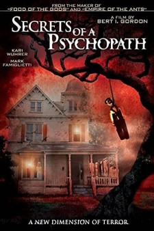 Affiche du film Secrets of a Psychopath