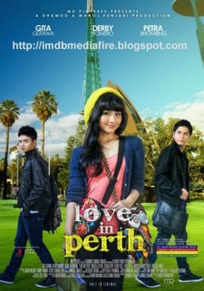 Affiche du film Love in Perth