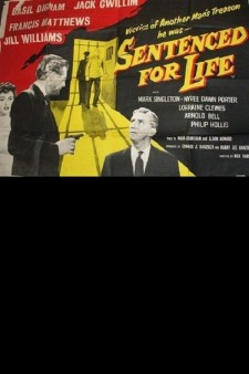 Affiche du film Sentenced for Life