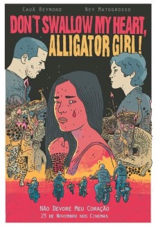 Affiche du film La Fille Alligator
