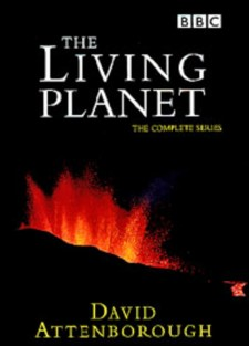 Affiche du film The Living Planet