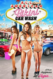 Affiche du film Bikini Car Wash