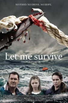 Affiche du film Let me survive