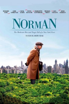 Affiche du film Norman: The Moderate Rise and Tragic Fall of a New York Fixer