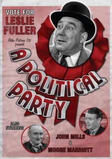 Affiche du film A Political Party