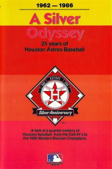 A Silver Odyssey: 25 Years of Houston Astros Baseball