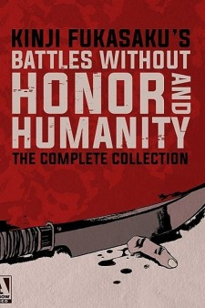Affiche du film Battles Without Honor and Humanity: The Complete Saga