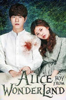 Affiche du film Alice: Boy from Wonderland