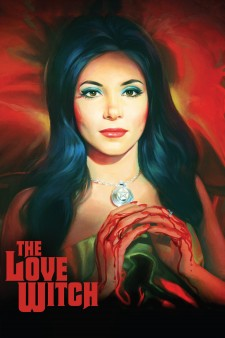 Affiche du film The Love Witch