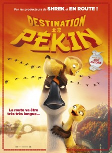 Affiche du film Destination Pékin !