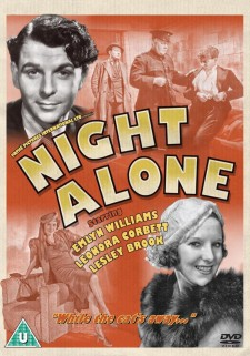 Affiche du film Night Alone