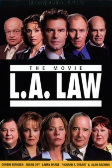 Affiche du film L.A. Law: The Movie