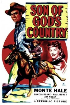 Affiche du film Son of God's Country