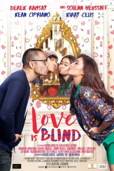Affiche du film Love Is Blind