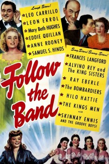 Affiche du film Follow the Band