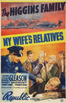 Affiche du film My Wife's Relatives