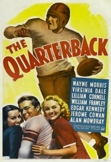 Affiche du film The Quarterback