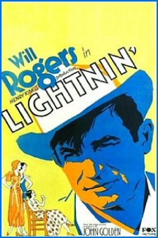 Affiche du film Lightnin'