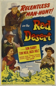 Affiche du film Red Desert