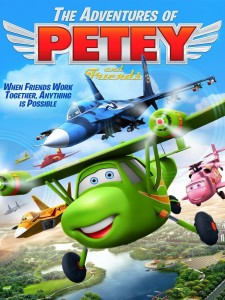 Affiche du film The Adventures of Petey and Friends