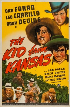 Affiche du film The Kid from Kansas