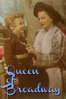 Affiche du film Queen of Broadway