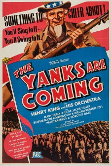 The Yanks Are Coming